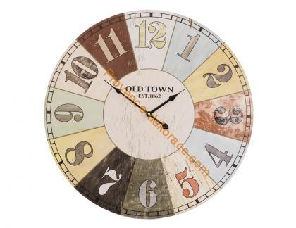 "Provence hodiny ""Old Town"" 60 cm"